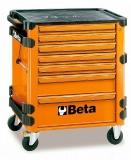 a naar gereedschapswagens van Beta